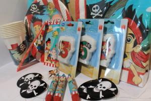 accessori party pirata