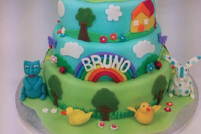 Cake Design A Domicilio Roma : animazioneFestalandia