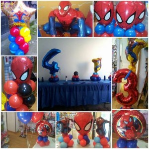 mix spiderman