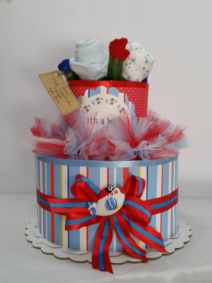 torta e bouquet aeroplanino