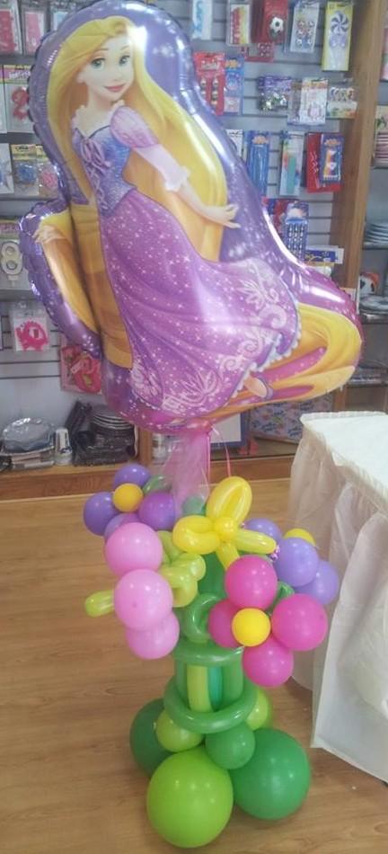 palloncini principesse