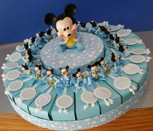 torta baby topolino